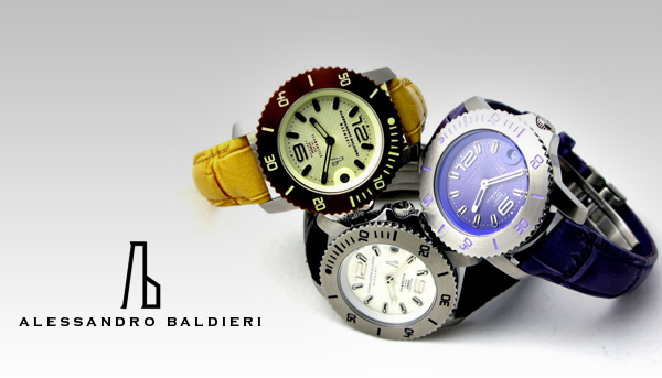 Alessandro Baldieri watches