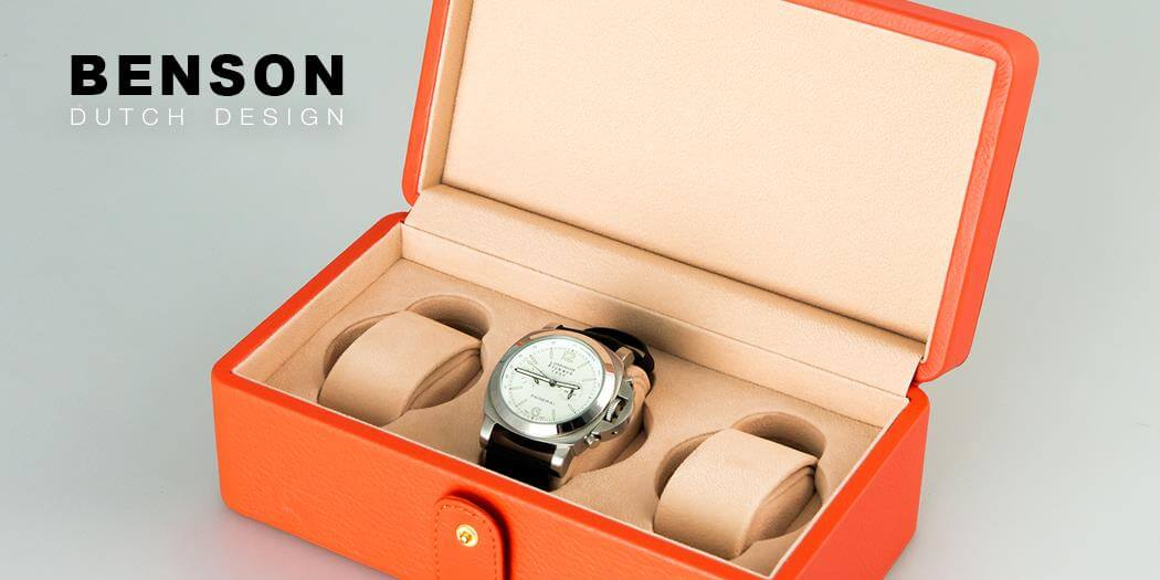 Benson watch boxes
