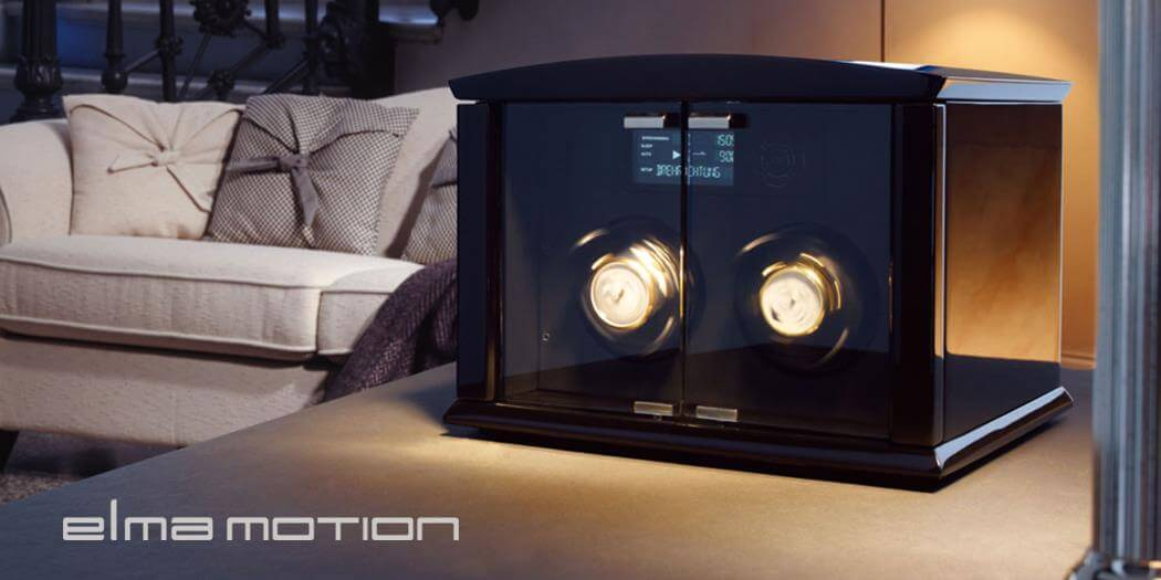 Elma Motion watchwinders