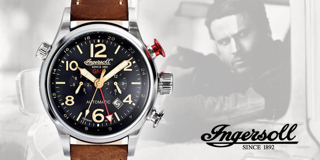 Ingersoll watches