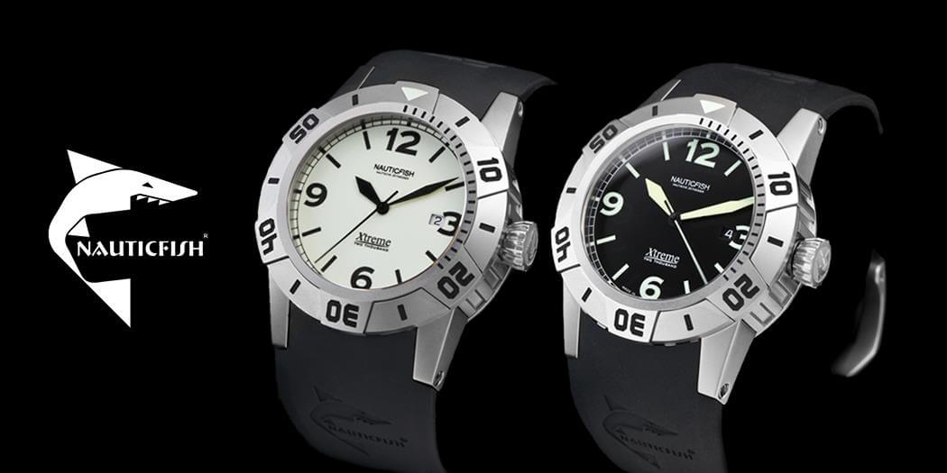 NauticFish watches