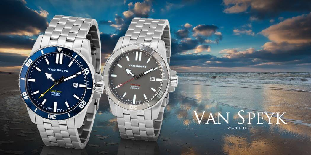 Van Speyk watches