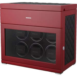 Benson Black Series watch winder