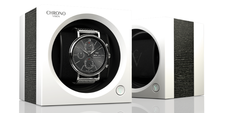 Chronovision watch winder