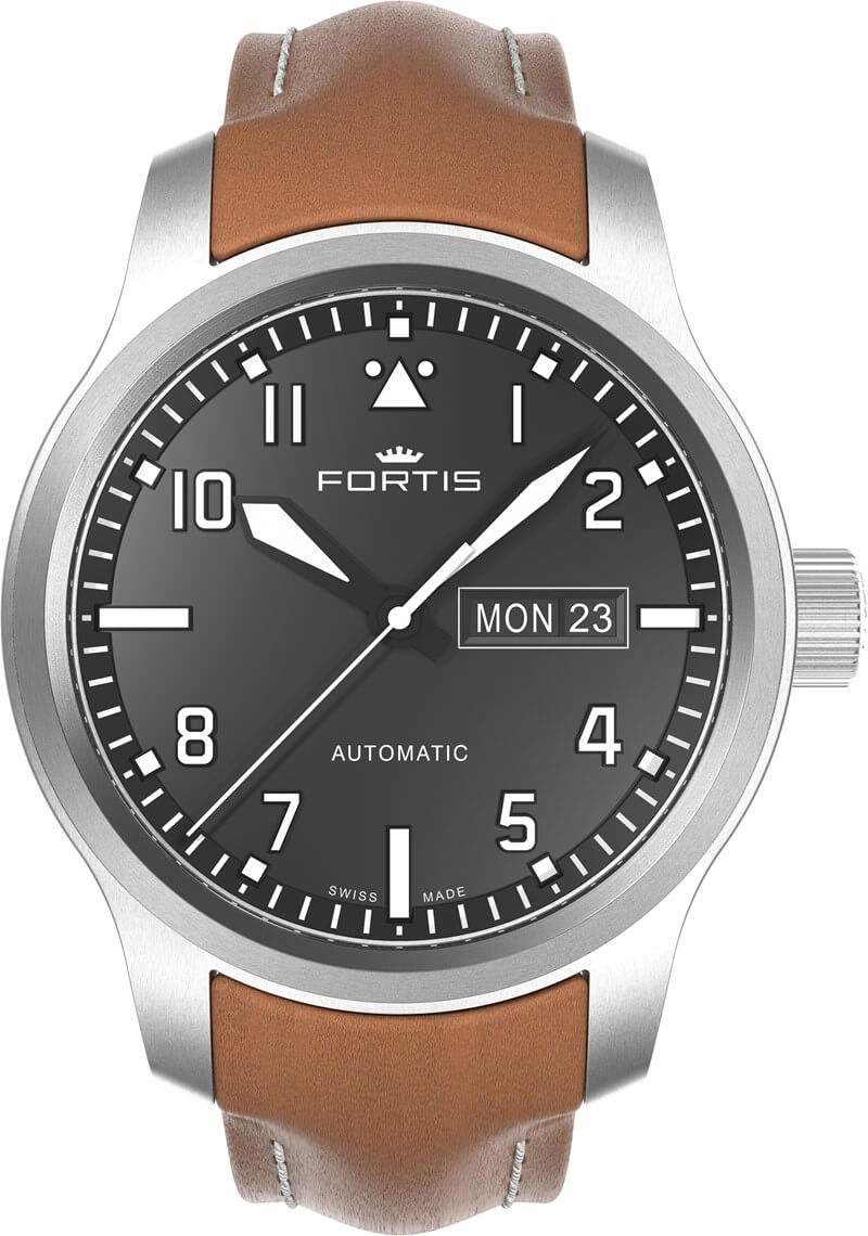 Fortis Aermaster watch discount