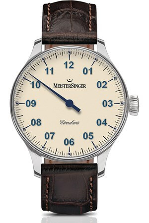 Meistersinger Circularis CC303 watch