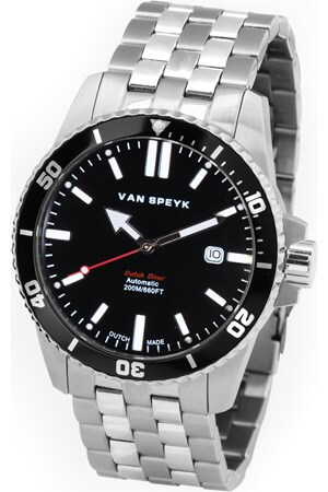 Van Speyk Dutch Diver watch