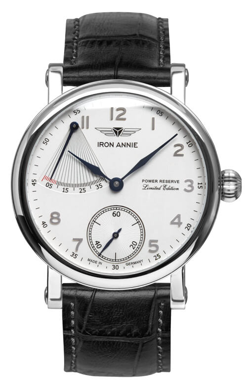 Iron Annie watch