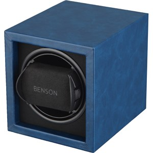 Benson Compact 1.17. Blue Leather