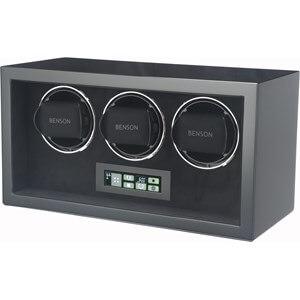 Benson Compact Triple 3.BS Watchwinder