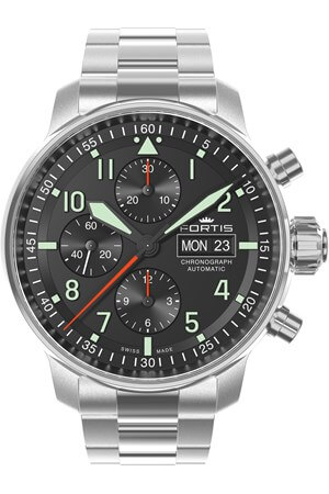 Fortis Flieger Professional Chronograph 705.21.11 Metal