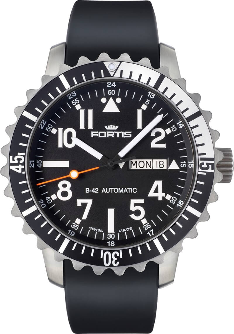 Fortis Marinemaster 670.17.41