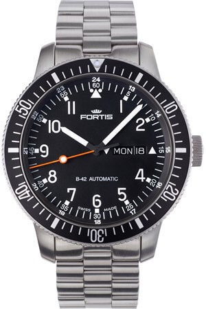 Fortis Official Cosmonauts 647.10.11