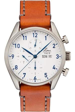 Laco Chronographen 861584 Chicago 44mm