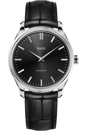 Maen Brooklyn 39 Jet Black