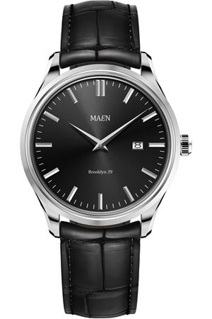 Maen Brooklyn 39 Date Jet Black
