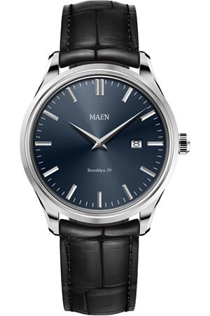 Maen Brooklyn 39 Date Midnight Blue