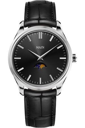 Maen Brooklyn 39 Moon Jet Black