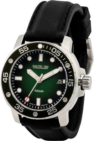 NauticFish Thusunt Gruoni Black Rubber