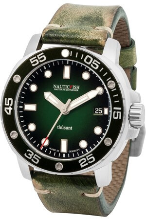 NauticFish Thusunt Gruoni Vintage leather