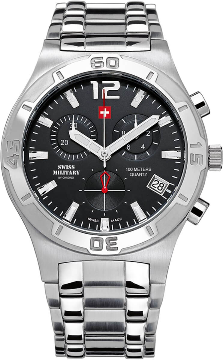 Swiss Military Sm34015 01 Swiss Military Watches At